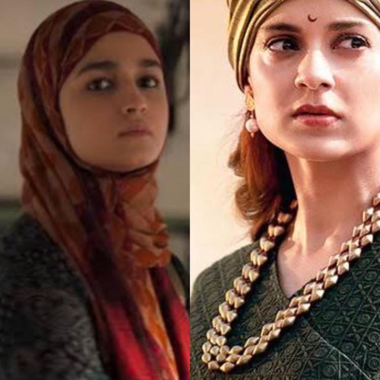 Alia Bhatt has THIS to say about Kangana Ranaut's mediocre remark on her Gully Boy performance