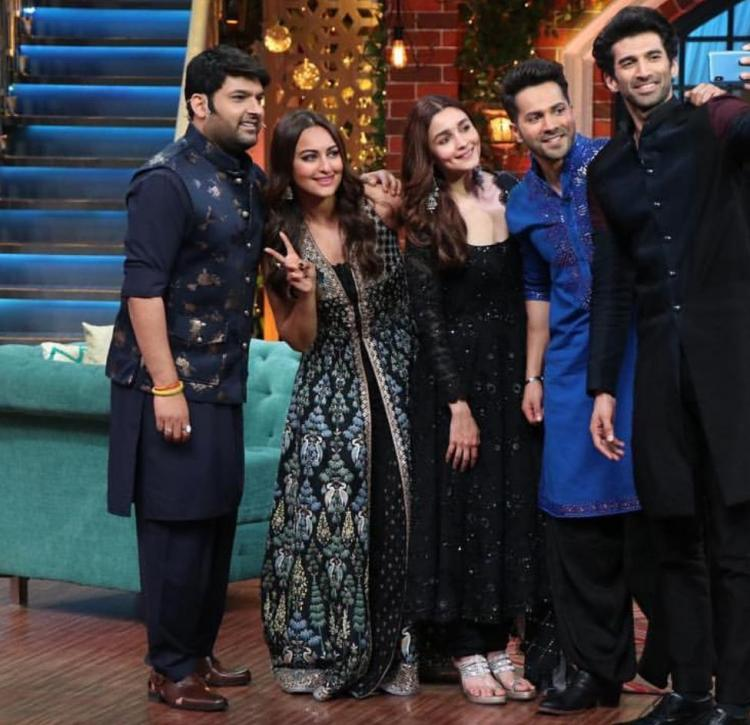 The Kapil Sharma show April 13, 2019 written update: The star cast of Kalank on the show