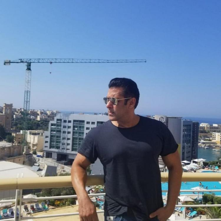 Salman Khan's designer Ashley Rebello REVEALS the reason behind his outfits being mostly black; Read Details
