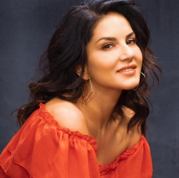 Sunny Leone talks about her celebrity crush, last thing she