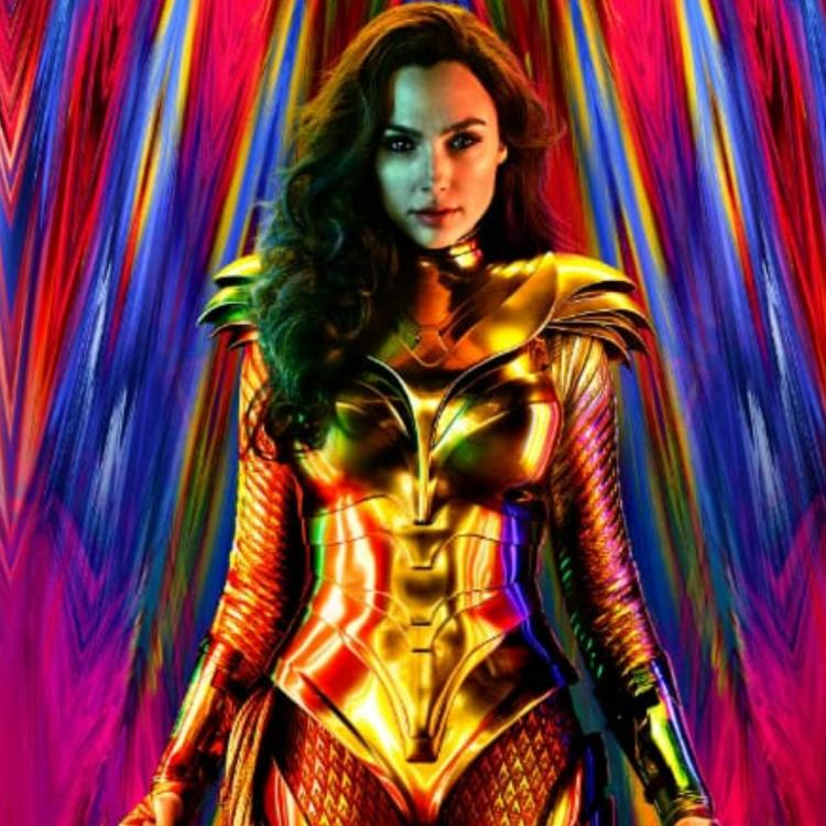 Wonder Woman 84 FIRST LOOK: Gal Gadot shines in a new golden suit in the Patty Jenkins directorial
