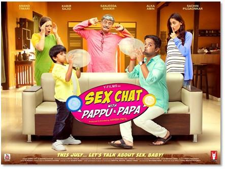 Video,Trailer,YRF,Y Films,sex chat with pappu & papa,