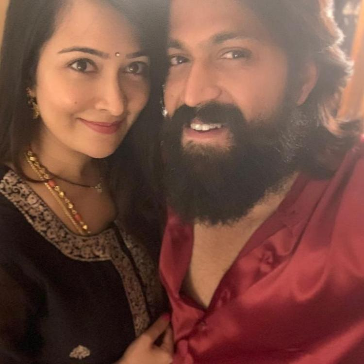 KGF star Yash and his wife Radhika Pandit team up for a film; Details Inside
