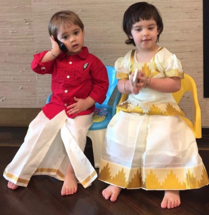 Karan Johar's twins Yash & Roohi's 2nd birthday: INSIDE moments from the star kids studded bash