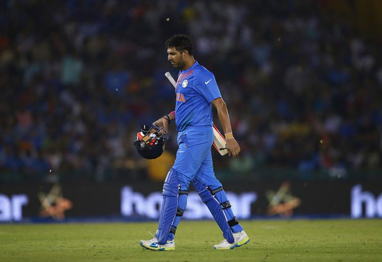 Yuvraj Singh deserved a better send off, says India's vice captain, Rohit Sharma