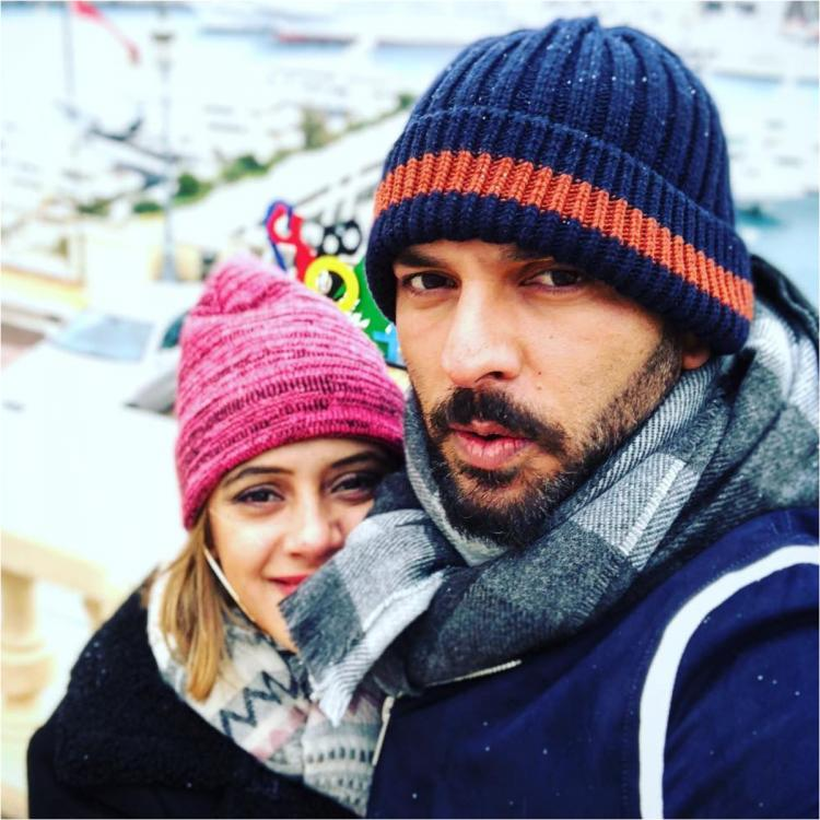 Yuvraj Singh and Hazel Keech's vacay photos will give you major travel goals; Check it out