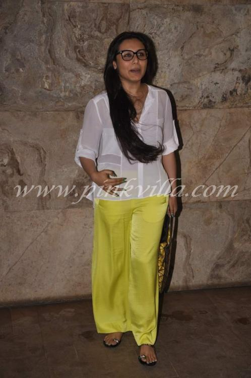 Photos,rani mukerji,Ship of Theseus