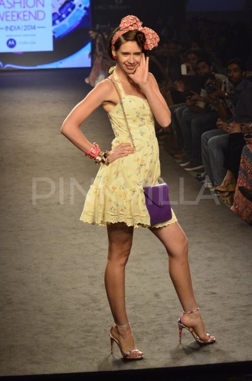 Photos,kalki koechlin,ami patel,Myntra Fashion Week