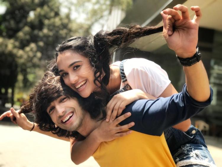 EXCLUSIVE: Shantanu Maheshwari on Nach Baliye 9: Finally said yes as I accidentally confessed seeing NityaamiEXCLUSIVE: Shantanu Maheshwari on Nach Baliye 9: Finally said yes as I accidentally confessed seeing Nityaami
