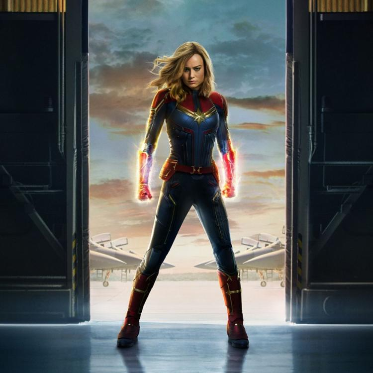 Captain Marvel becomes the target of trolls; Brie Larson fights back like a real superhero