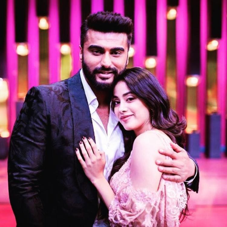 Arjun Kapoor has a special birthday wish for Janhvi Kapoor, says she loves Pankooji more than others
