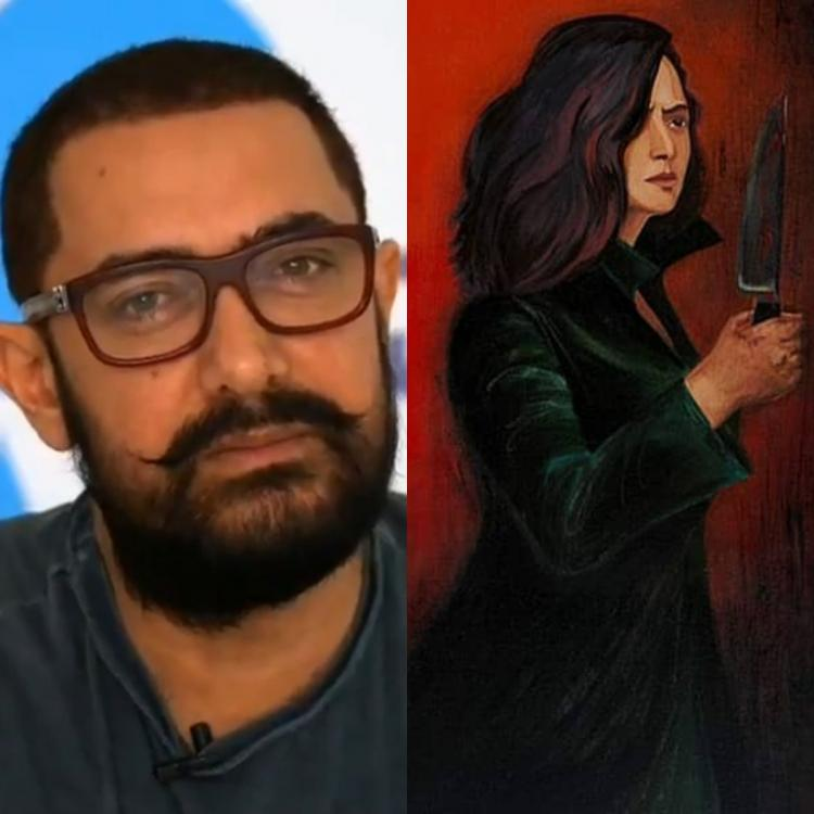 Aamir Khan is proud of daughter Ira Khan as she makes her directorial debut with a play; See Photo