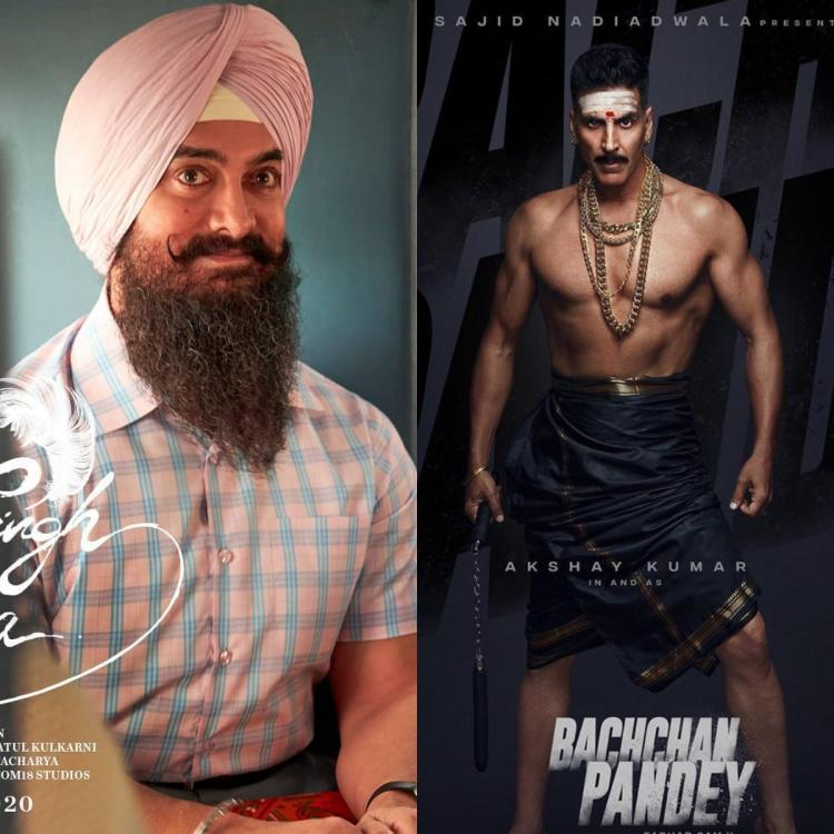 Aamir Khan thanks Akshay Kumar for shifting the release date of Bachchan Pandey on his request