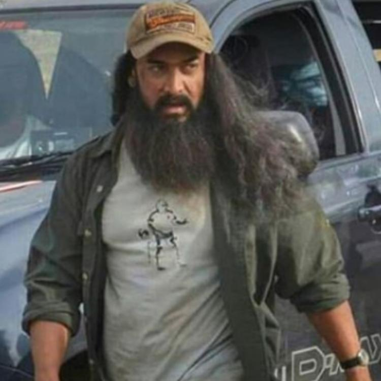 Aamir Khan's rugged look in this LEAKED photo from the sets of Laal Singh Chaddha is taking over the internet