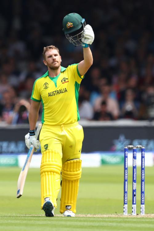 ICC World Cup 2019: England restricts Aussies to 285/7 despite Aaron Finch ton