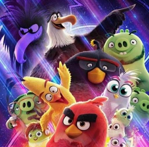 Angry Birds to enter into the small screen through an animated series