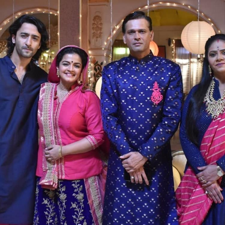 Yeh Rishtey Hain Pyaar: BTS photos from Abir, Mishti's gordhana ceremony are a treat to the eyes; Check it out