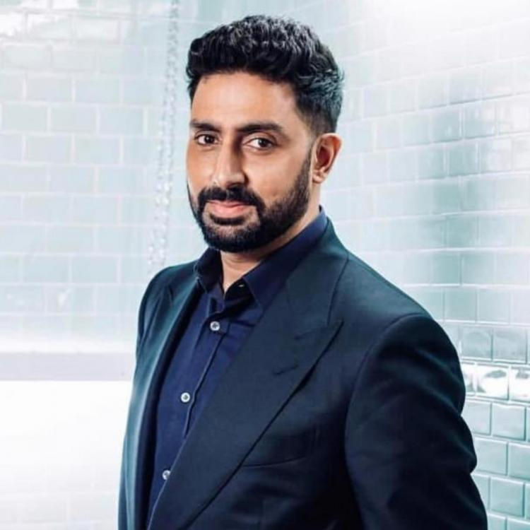 Abhishek Bachchan hits back at a troll for being called unemployed