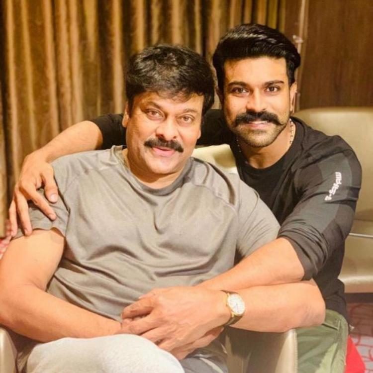 Acharya: Koratala Siva directorial to include an action sequence between Chiranjeevi and Ram Charan?