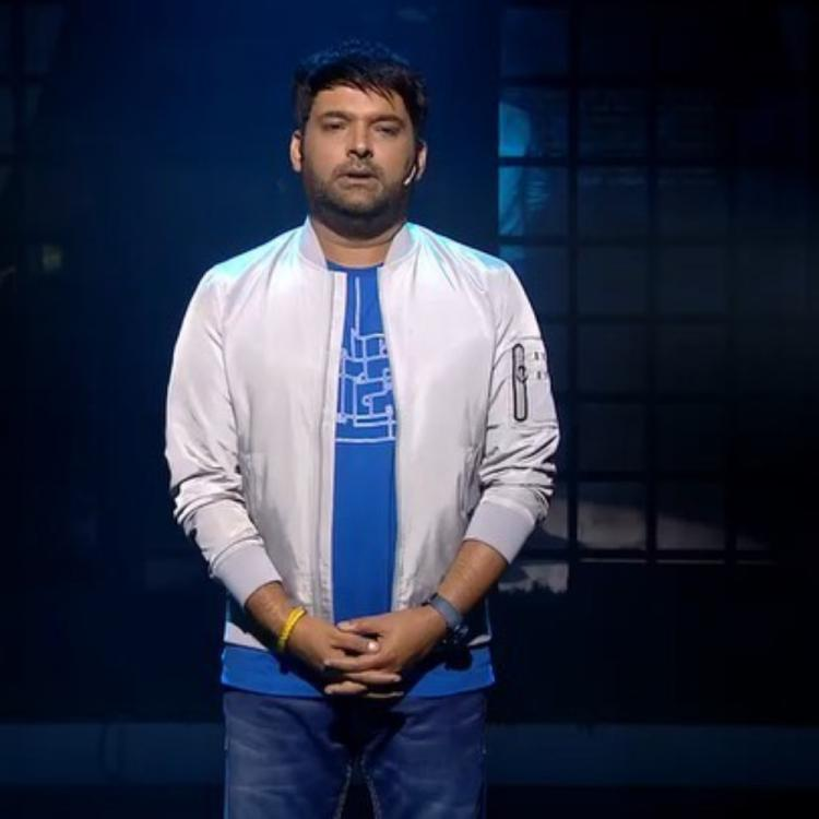 Kapil Sharma appeals to the viewers on social media to step ahead and help in the Punjab floods calamity