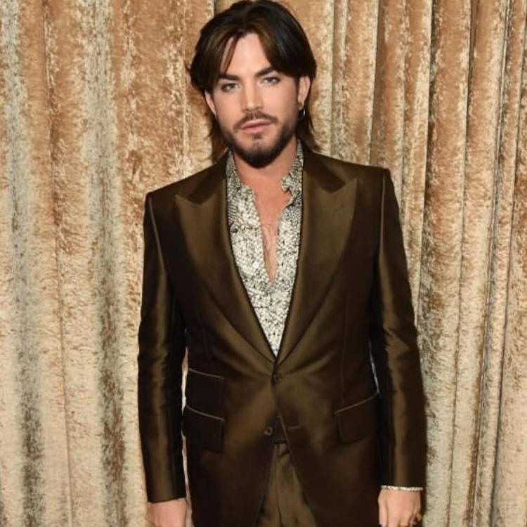 Adam Lambert salutes singer Sam Smith for coming out as non-binary