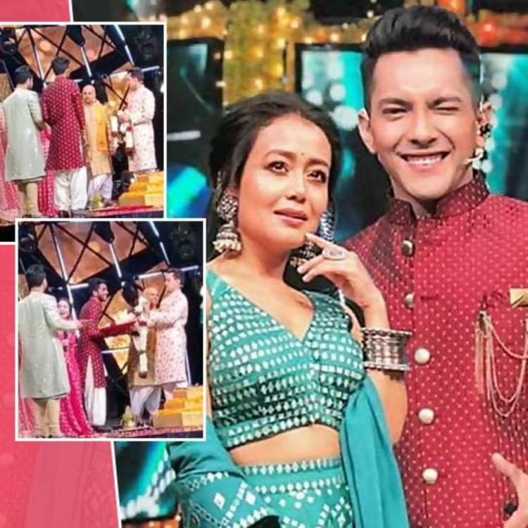 Aditya Narayan BREAKS his silence on tying the knot with Neha Kakkar on Indian Idol 11; Says 'It was for fun'