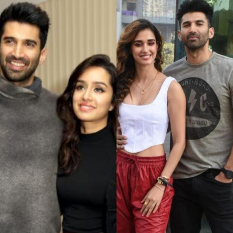 Aditya Roy Kapur with Shraddha Kapoor or Disha Patani; With which star do you think he looks the best? COMMENT