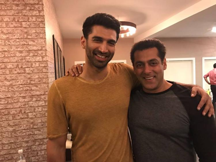 Bigg Boss 13: Salman Khan RECALLS Aditya Roy Kapur falling in love while shooting for London Dreams
