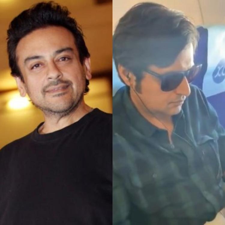 Adnan Sami reveals Arnab Goswami was watching The Two Popes while Kunal Kamra confronted him on the flight