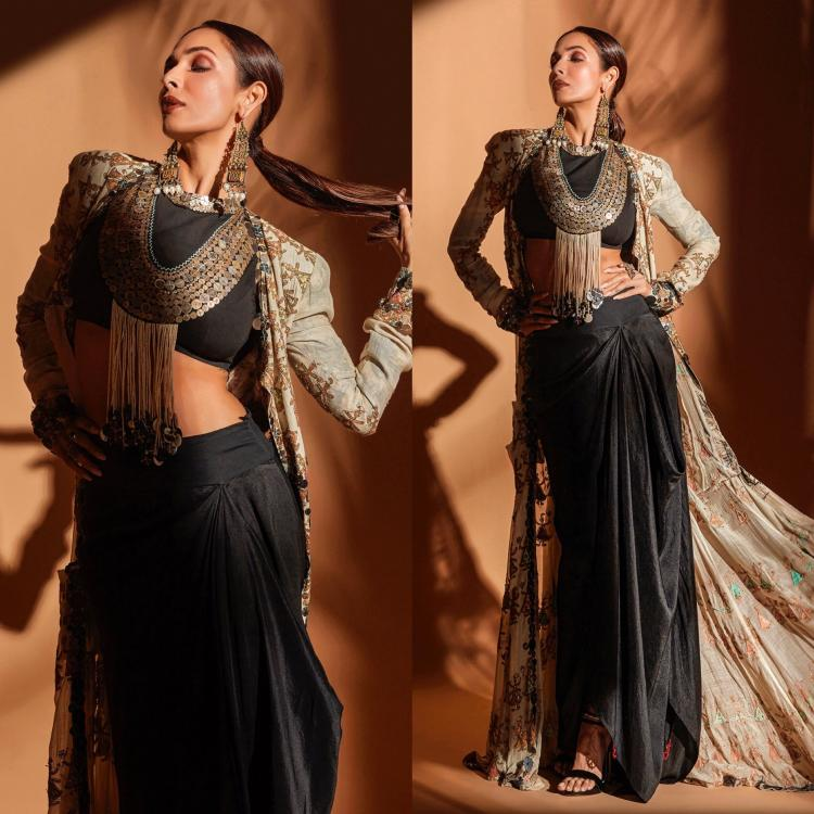 Diwali 2019: Malaika Arora's stunning Diwali look is giving us major outfit goals and you have to see it