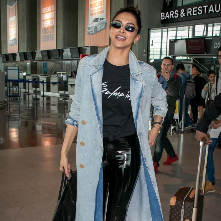 Cannes 2019: Deepika Padukone leaves for Mumbai post a splendid stay at the French Riviera