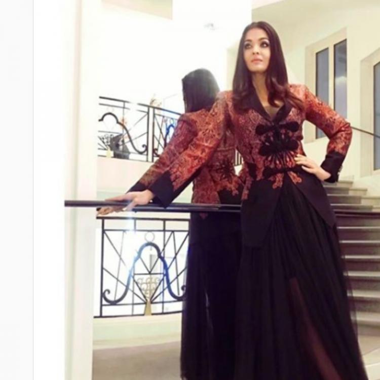 Aishwarya Rai Bachchan looks ravishing in her latest look for Cannes 2019; See photos