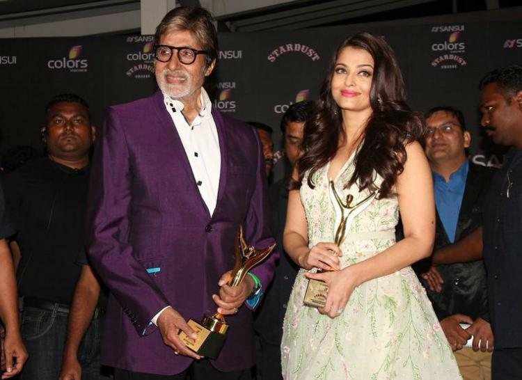 Aishwarya Rai Bachchan and Amitabh Bachchan to be next seen together in Mani Ratnam's next period drama film.