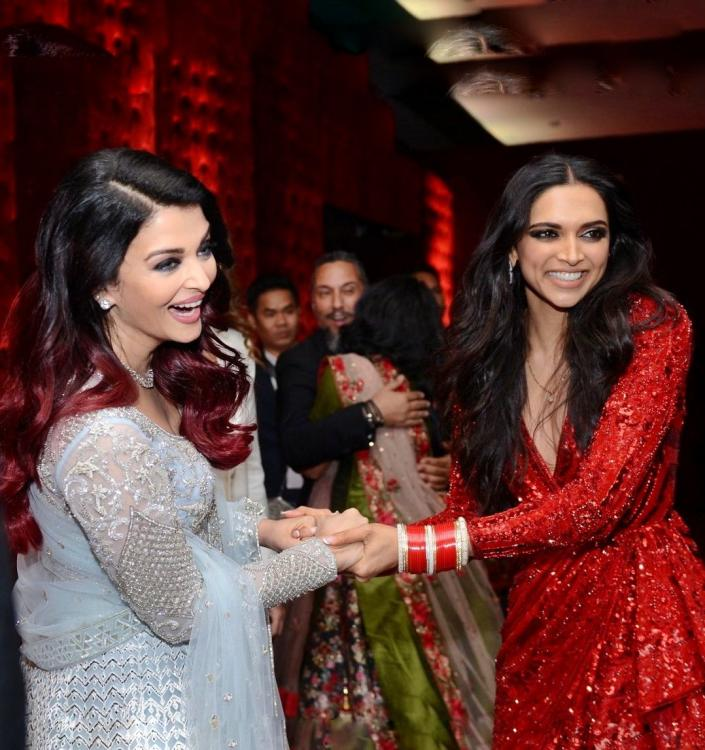 Cannes 2019: Deepika Padukone can't get over 'that face' of Aishwarya Rai Bachchan from her red carpet look