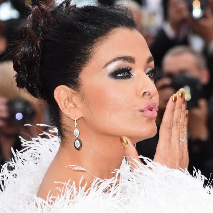Cannes 2019: Aishwarya Rai Bachchan looks stunning like an icy princess in her white ensemble