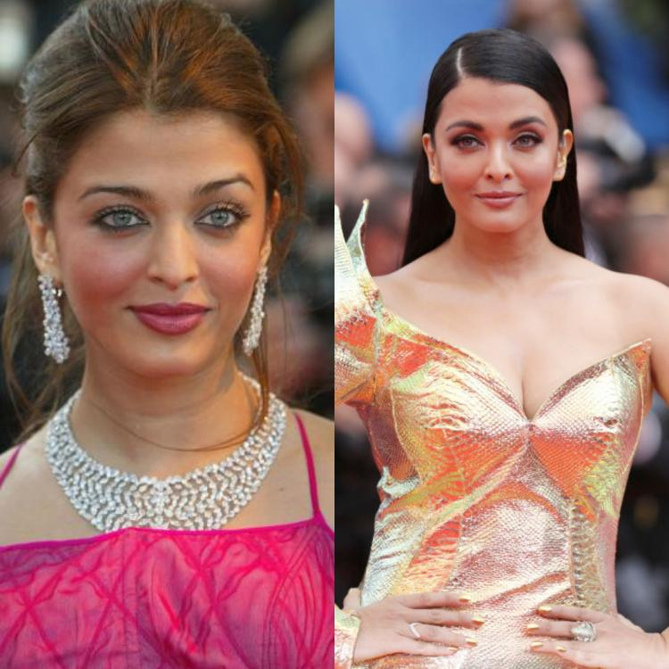 Then vs Now: Aishwarya Rai Bachchan's first and last look at Cannes Film Festival decoded