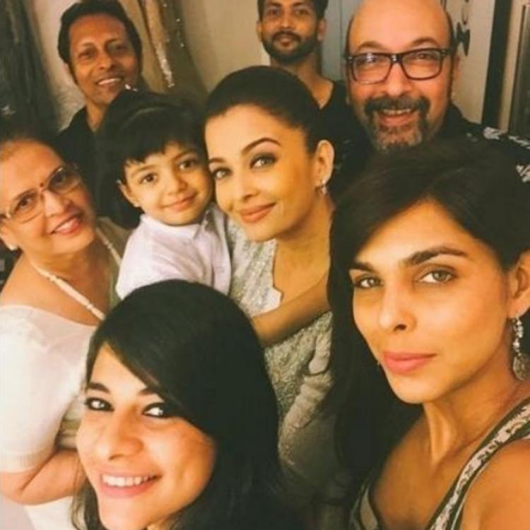 Aishwarya Rai Bachchan's throwback PIC with Aaradhya & others reminds us of the times before COVID 19 crisis