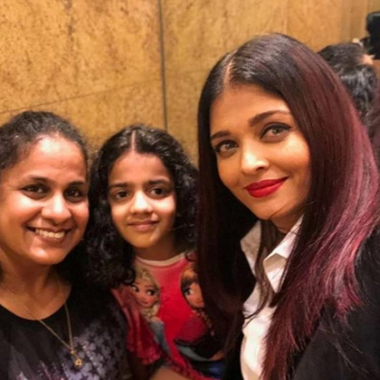 Aishwarya Rai Bachchan looks gorgeous as she flaunts her red hair with confidence in a rare throwback PHOTO