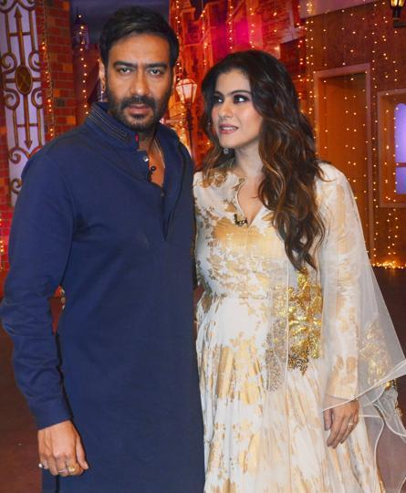 News,kajol,Koffee with karan,Ajay Devgn