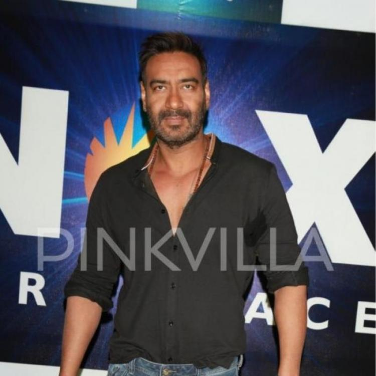Ajay Devgn gives a witty reply when asked to name the casanova of the film industry; READ Details