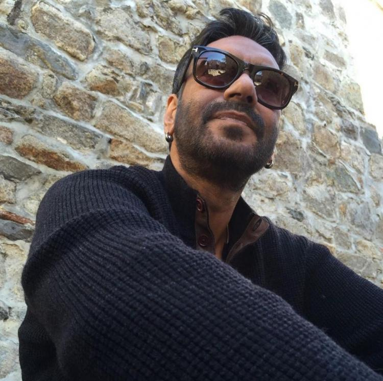THIS old photograph of Ajay Devgn from an unreleased film is totally grabbing attention