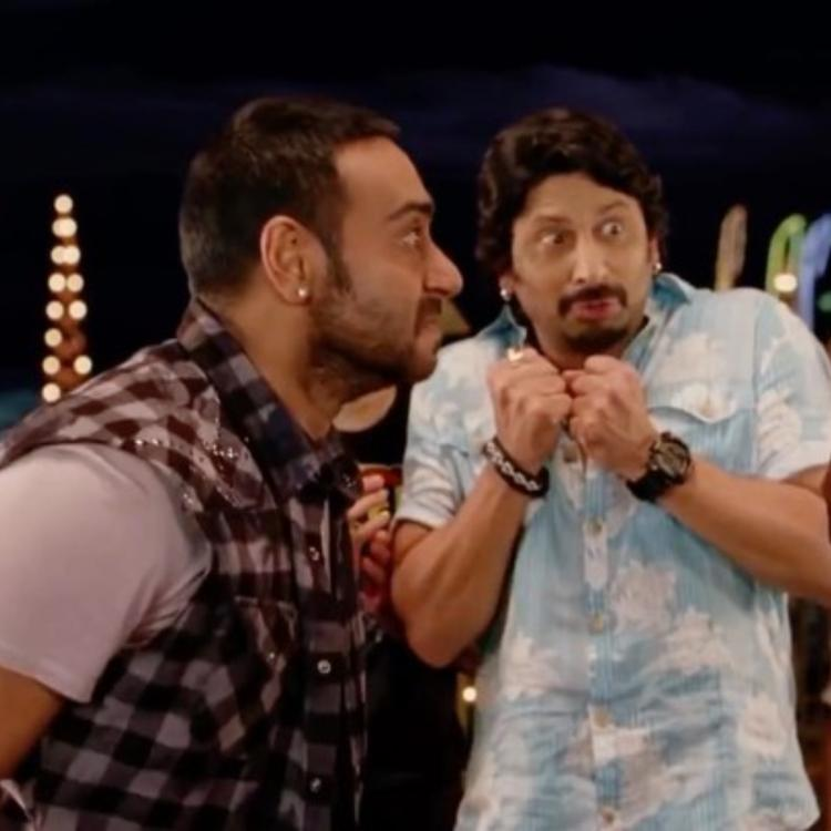 Ajay Devgn celebrates 9 years of Golmaal 3 with a quirky post; Check it out