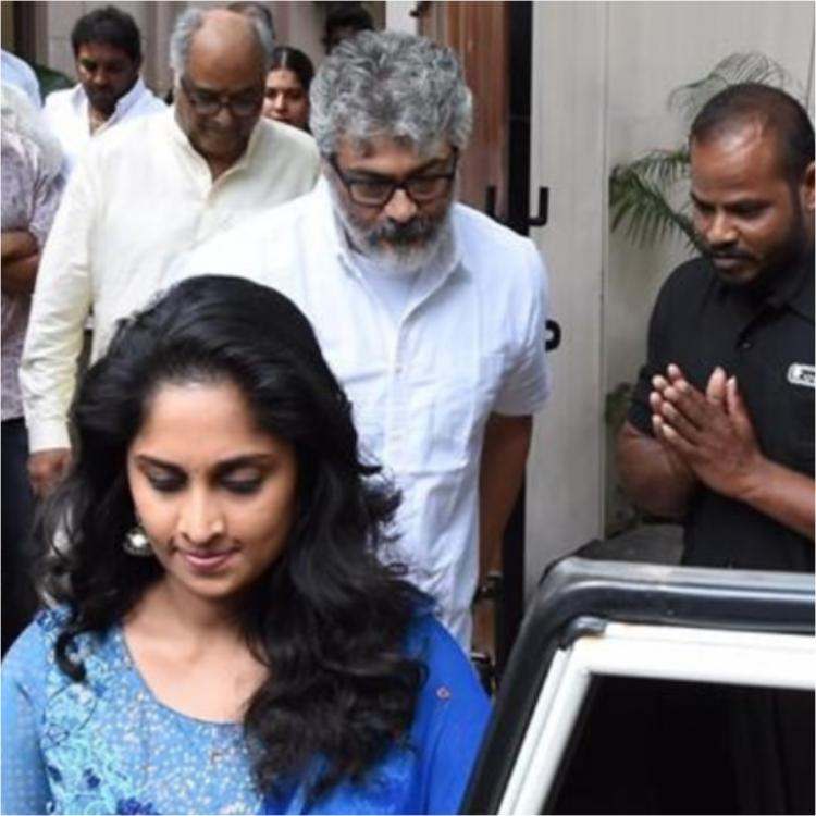 VIDEO: Thala Ajith & Shalini face the wrath of two women for skipping queue during the Lok Sabha Elections
