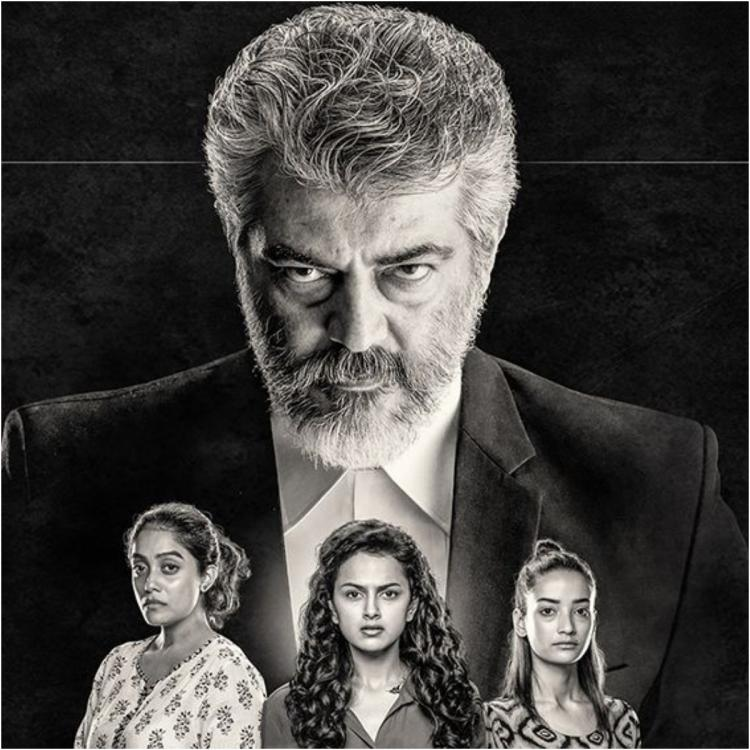 Nerkonda Paarvai Box Office Collection Day 3: Thala Ajith's film continues its strong run