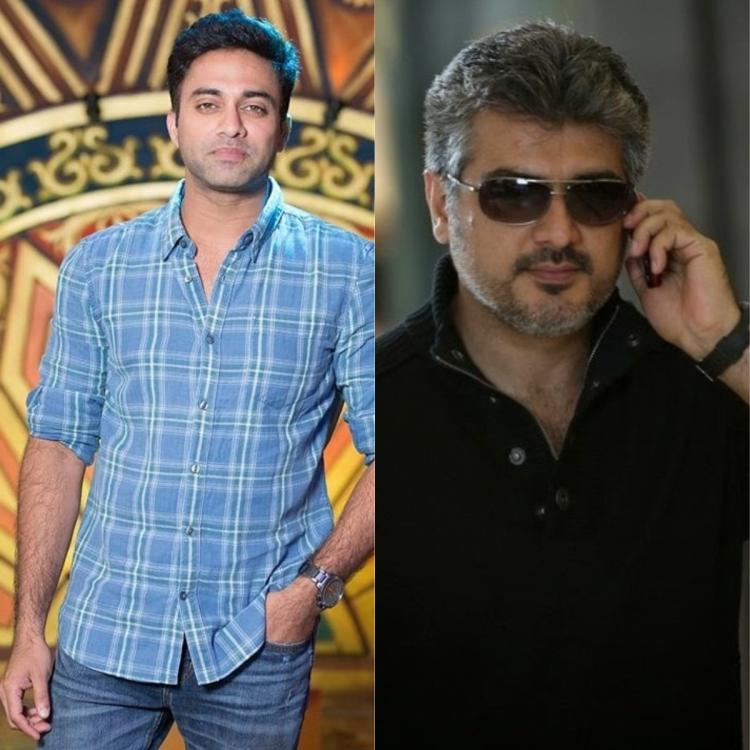Navdeep to join hands with Thala Ajith yet again in Valimai? Find out