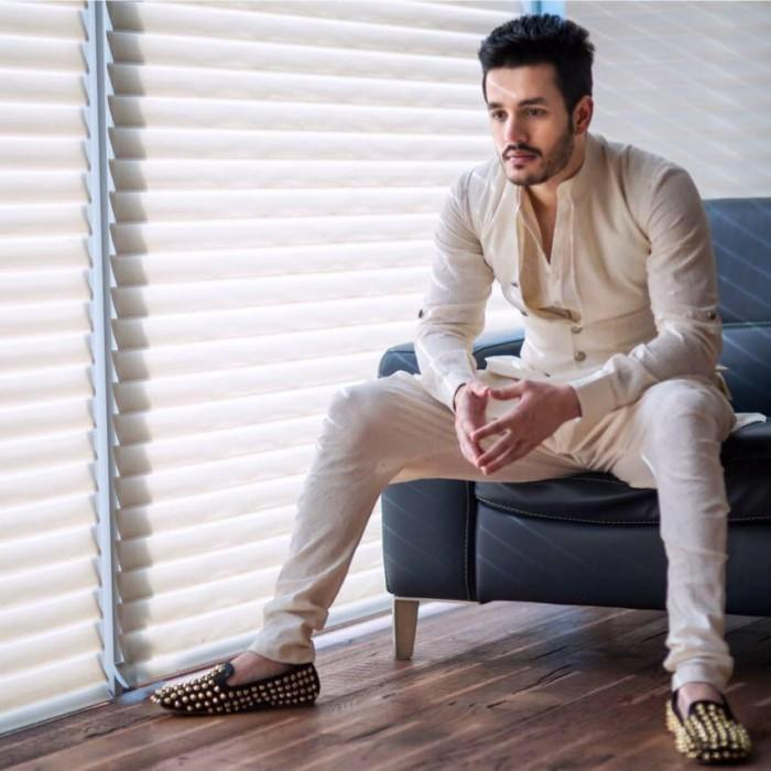 Akhil Akkineni is stepping forward as the 'Most Eligible Bachelor'; Details Inside