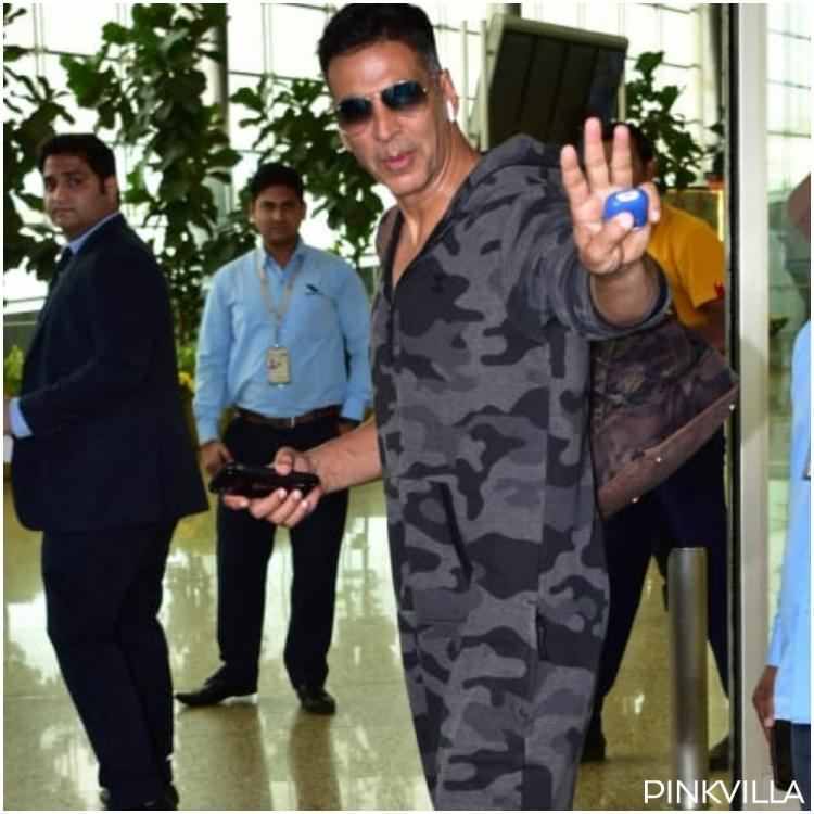 Akshay Kumar heads to London to resume his vacay with Twinkle Khanna after Mission Mangal's trailer launch