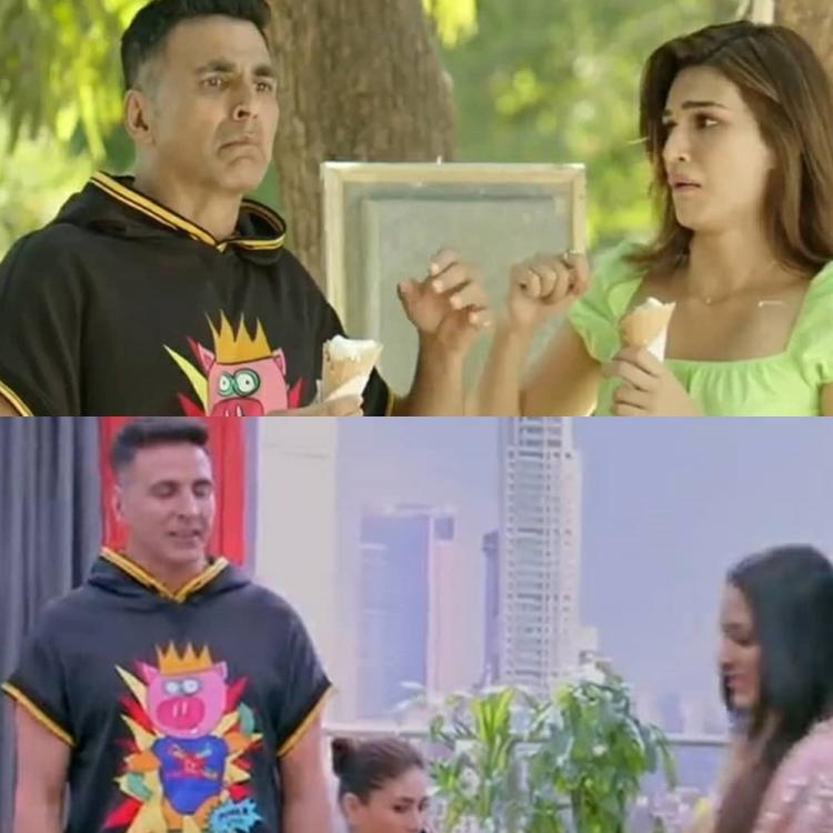 Akshay Kumar gets trolled by the netizens for repeating an outfit in Housefull 4 and Good Newwz