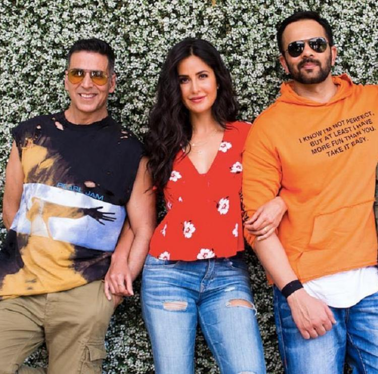Akshay Kumar welcomes Katrina Kaif in Sooryanvanshi family; the actress says she is super excited