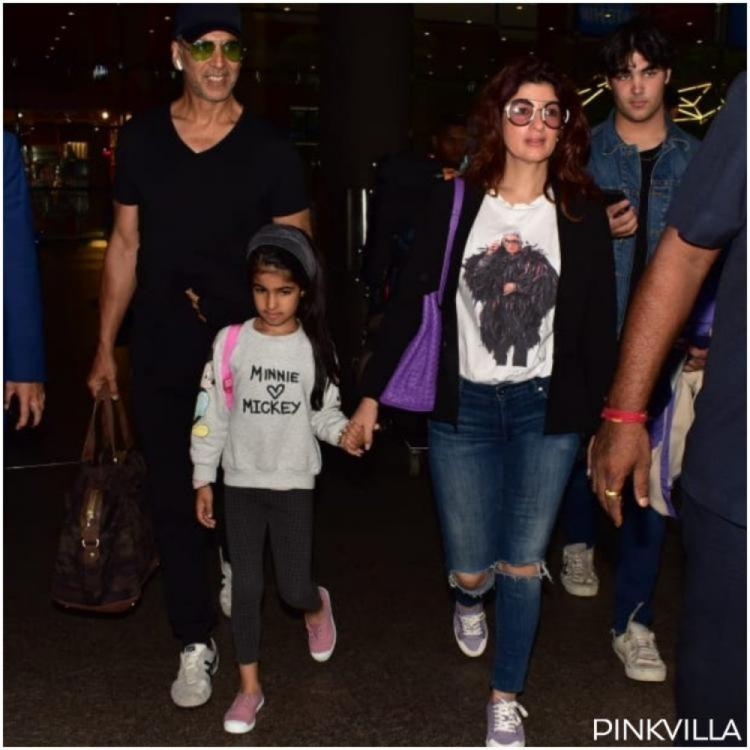 Akshay Kumar on Nitara, Aarav being papped: Breaks my heart to hear my daughter say she doesn't want to go out